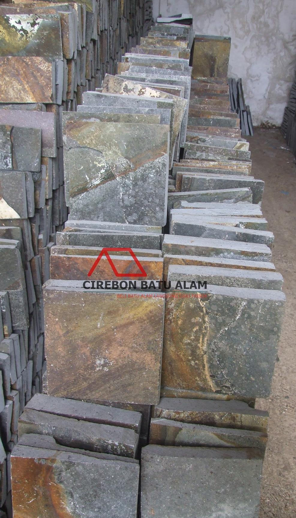 Batu Alam Templek Salagedang (ukuran)